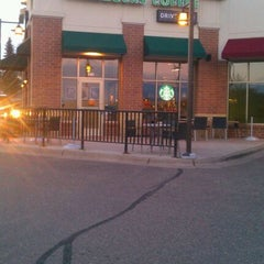 Photo taken at Starbucks by Jessica H. on 11/1/2012
