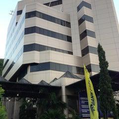 Photo taken at Bank Papua by Endi G. on 5/16/2013