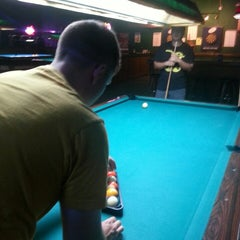 Photo taken at Hot Shots Billiards & Sports Bar by R.S. P. on 7/15/2013