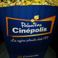 Photo taken at Cinépolis by Herlindo Q. on 6/17/2013