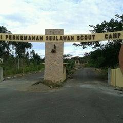 Photo taken at Puncak Saree by Akbar A. on 8/7/2014