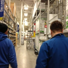 Photo taken at Lowe's Home Improvement by Cassie B. on 1/5/2013