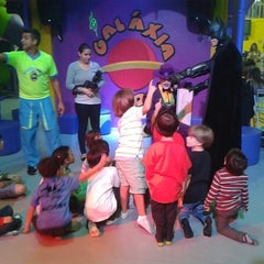 Photo taken at Galaxia Kids by Patrícia A. on 8/3/2014