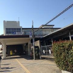 Photo taken at 茨木駅 (Ibaraki Sta.) by Koichi K. on 2/10/2013