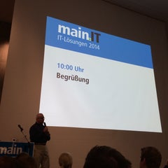 Das Foto wurde bei iWelt AG von Lars S. am 9/25/2014 aufgenommen