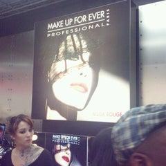 Photo taken at Sephora by Ceie C. on 10/24/2012