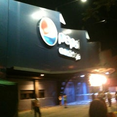 Photo taken at Pepsi On Stage by Tainá A. on 10/27/2012