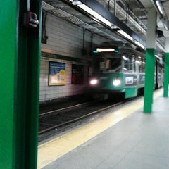 Photo taken at MBTA Government Center Station by Tiffany K. on 6/24/2013