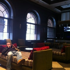 Photo taken at Warwick Allerton Hotel Chicago by Юлия Н. on 3/12/2013