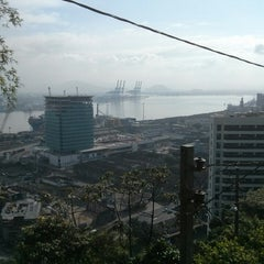 Photo taken at Morro Do Pacheco by Felipe S. on 12/8/2013