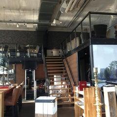 Photo taken at Harbour Café by Lydia v. on 2/28/2013