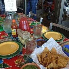 Photo taken at Mijita Cocina Mexicana by Sara S. on 7/25/2013