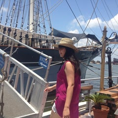 Photo taken at Texas Seaport Museum by Nisa G. on 6/8/2013