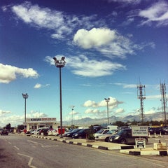 Photo taken at Ercan Havalimanı | Ercan Airport by Mehmet Fatih A. on 2/11/2013