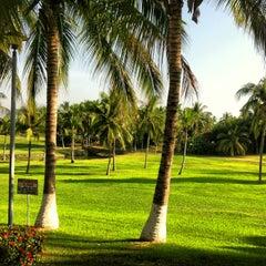 Photo taken at Villas del palmar by Carlos D. on 12/23/2012