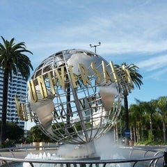 Photo taken at Universal CityWalk by Kyle M. on 1/14/2013