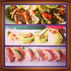 Photo taken at Osaka Hibachi Grill & Sushi Bar by Nohariz Iris G. on 10/6/2013