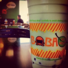 Photo taken at Boba Tea House by Chris D. on 4/6/2012