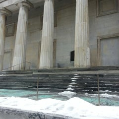 Photo taken at Second Bank of the United States by jason on 1/27/2014