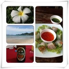 Photo taken at Nora Chaweng Hotel by Ketu S. on 6/20/2013
