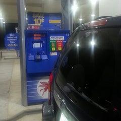 "Photo taken at On The Run Exxon by WILFREDO ""WILO"" R. on 4/8/2013"
