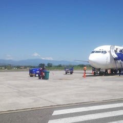 Photo taken at Aeropuerto Comandante FAP Guillermo del Castillo Paredes (TPP) by Christiam C. on 9/21/2013