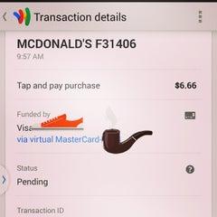 Photo taken at McDonald's by Eaton B. on 9/9/2014