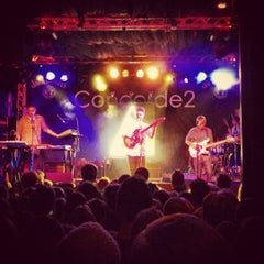 Photo taken at Concorde 2 by Willem Hofstede // A. on 11/5/2012