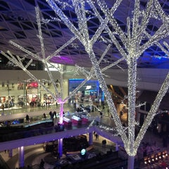 Photo taken at Westfield London by Timofey S. on 11/6/2012