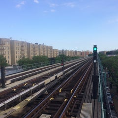 Photo taken at MTA Subway - Pelham Parkway (2/5) by Eugene K. on 5/30/2015