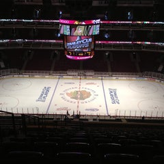 Photo taken at United Center by Bernardo T. on 6/1/2013