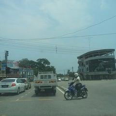 Photo taken at Simpang Empat Semabok by Hasnah A. on 3/26/2013