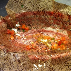 Photo taken at Chipotle Mexican Grill by Mc B. on 9/26/2012