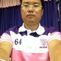 Photo taken at สมาคมนักเรียนเก่าอำนวยศิลป์ by Chatkul T. on 1/24/2014