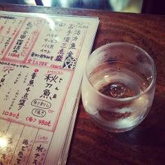 Photo taken at 活力魚金 by 和彩 on 8/20/2015
