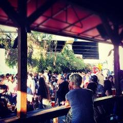 Photo taken at Zeitgeist by Will F. on 10/1/2012