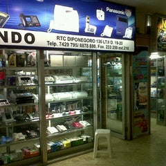 Photo taken at Rimo Trade Centre (RTC) by Putu D. on 10/20/2012