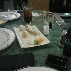 Photo taken at Osaka Hibachi Grill & Sushi Bar by Kirk W. on 7/27/2013