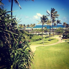 Photo taken at The Point At Poipu by Courtney M. on 5/18/2013