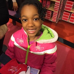 Photo taken at American Girl Boutique & Bistro by Kristina D on 12/21/2014