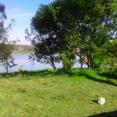 Photo taken at Bosques del Lago by Effy G. on 8/3/2014