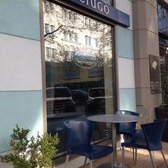 Photo taken at Paciugo Gelato & Caffé by Deb T. on 1/1/2014