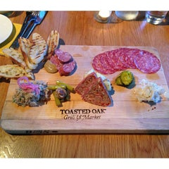 Photo taken at Toasted Oak Grill & Market by @steveGOgreen on 6/19/2013