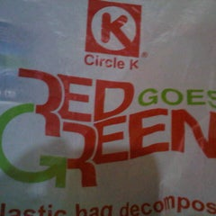 Photo taken at Circle K by They Go I. on 11/6/2012