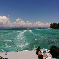 Photo taken at Padang Point by Simon O. on 8/24/2014