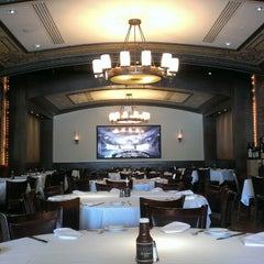 Photo taken at Wolfgang's Steakhouse by Joseph T. on 6/16/2013