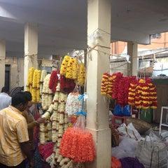 Photo taken at Gandhi Bazaar by Rakesh R. on 8/28/2013