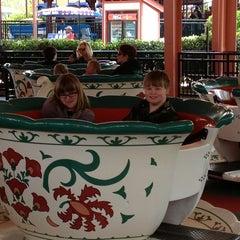 Photo taken at Turkish Delight - Busch Gardens by Cmch W. on 4/20/2014