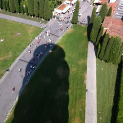 Photo taken at Tower of Pisa by Mirna M. on 7/19/2013