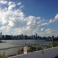 Photo taken at Williamsburg Waterfront by Adria L. on 7/5/2013